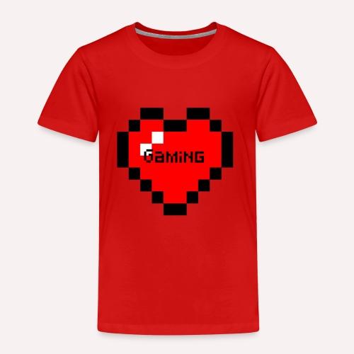 Heart of Gaming - Kinder Premium T-Shirt