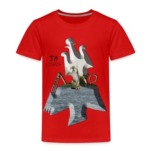 Altägyptischer Gott OSIRIS - Kinder Premium T-Shirt