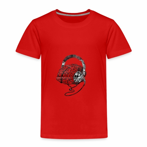 BRAIN b big - Camiseta premium niño