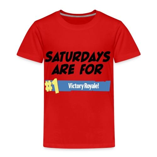 Victory Royale - T-shirt Premium Enfant