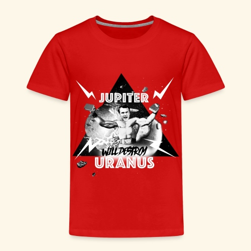 JUPITERwilldestroyURANUS - T-shirt Premium Enfant