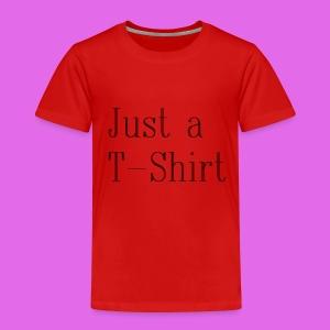 Ceci est un t-shirt - T-shirt Premium Enfant