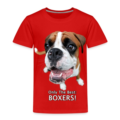 Only the best - boxers - Kids' Premium T-Shirt