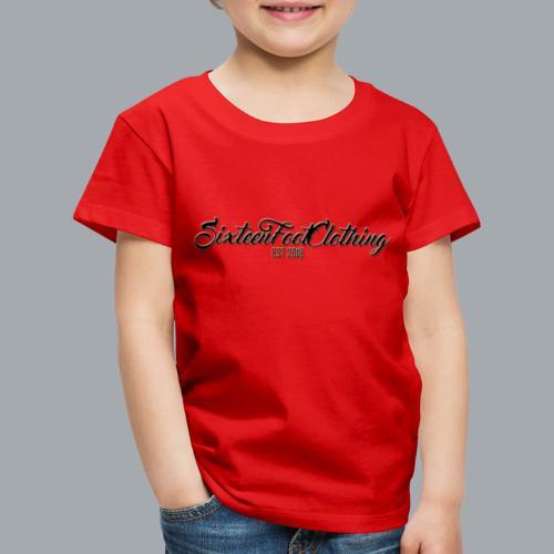SixteenFootClothing EST 2018 - Kids' Premium T-Shirt
