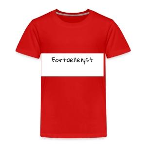 Fortællelyst - Børne premium T-shirt