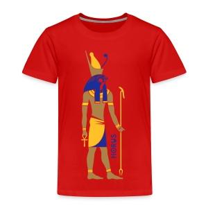 HORUS God of Egypt - Kinder Premium T-Shirt