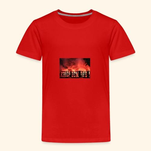 Krieg dem db 400x263 - Kinder Premium T-Shirt
