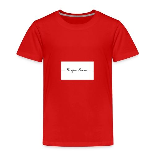 Raffigura un senso importante della vita - Maglietta Premium per bambini