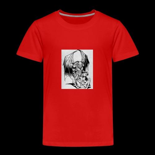 Daddy Demon - Kids' Premium T-Shirt
