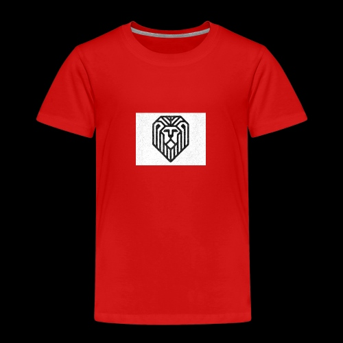 lion logo - T-shirt Premium Enfant