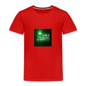 logo jgn - Kinderen Premium T-shirt