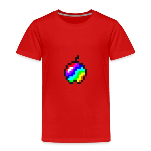 Apple Shirt - Kinder Premium T-Shirt