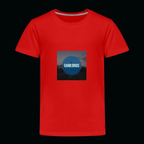 Game bros T-shirt - Kinder Premium T-Shirt