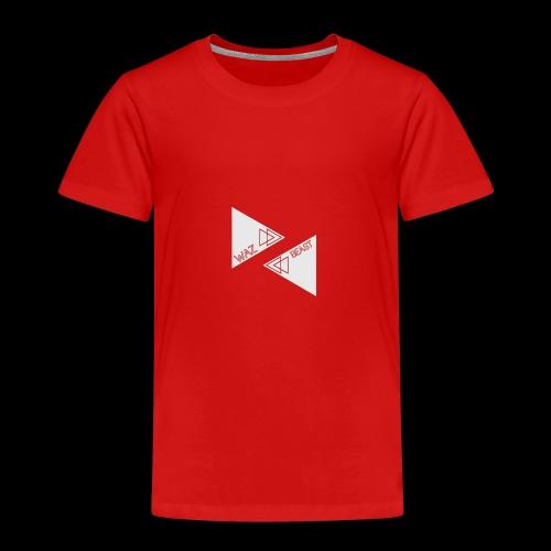 Waz_BEAST - Kids' Premium T-Shirt