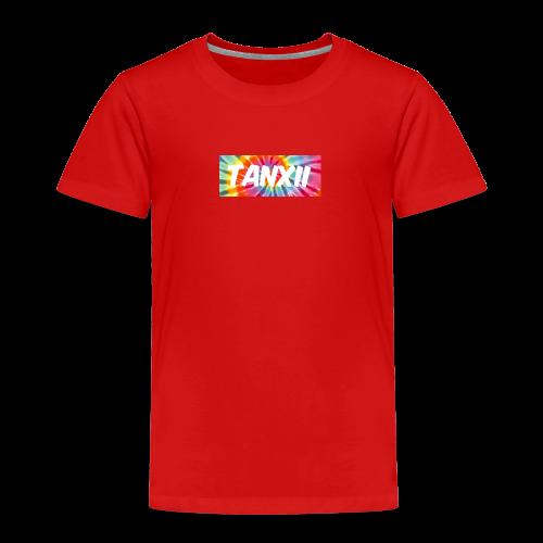 Tye Dye Logo - Kids' Premium T-Shirt