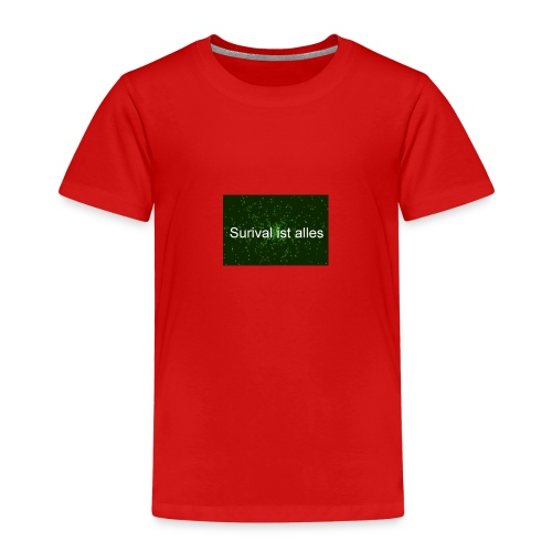 2017 10 10 06 10 03 - Kinder Premium T-Shirt