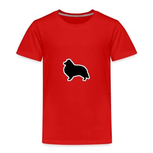 silouhette shetland - T-shirt Premium Enfant