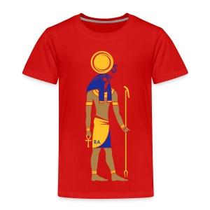 RA God of Egypt - Kinder Premium T-Shirt