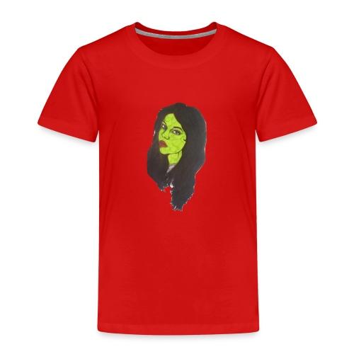 Zombie Girl - Maglietta Premium per bambini