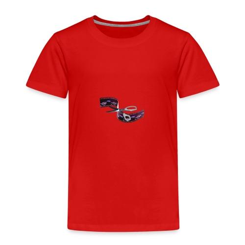 Filmschnitt - Kinder Premium T-Shirt