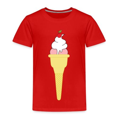 Ice Cream - Maglietta Premium per bambini