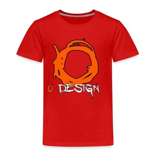 O DESIGN 3 - Camiseta premium niño
