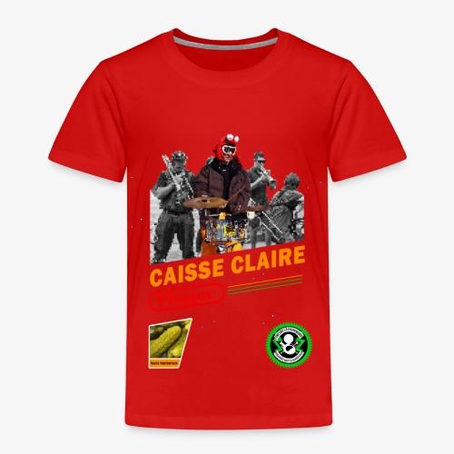 Caisse Claire playerendo - T-shirt Premium Enfant