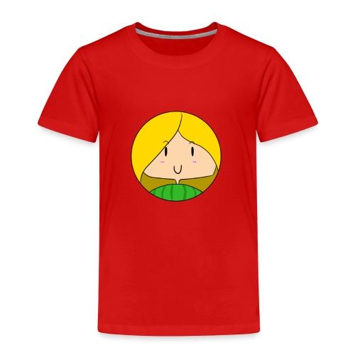 fille blonde - T-shirt Premium Enfant