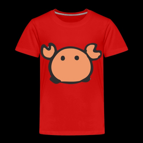 Flumdu_Family Crab - Kids' Premium T-Shirt