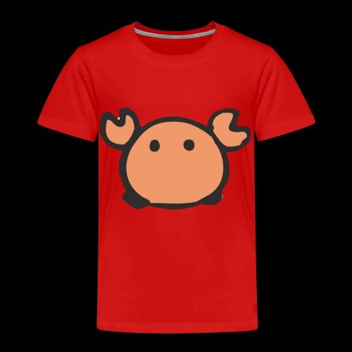 Flumdu_Family Crab - Kids' Premium T-Shirt