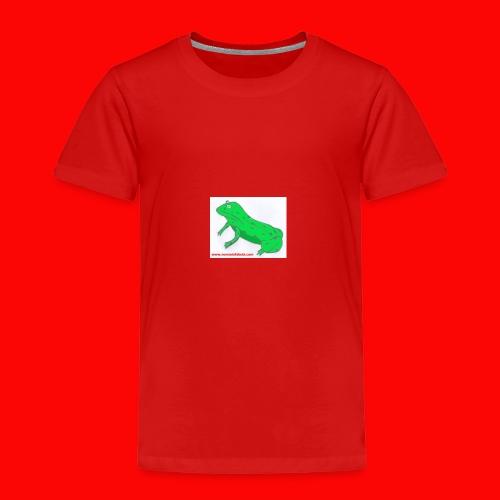 rana-300x240-jpg - Maglietta Premium per bambini