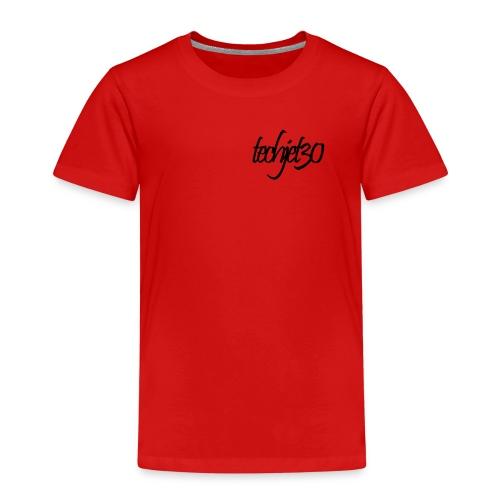 Techjet30 Siganture Design - Kids' Premium T-Shirt