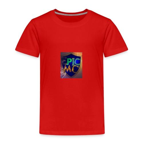MineEpic Logo - Kinder Premium T-Shirt