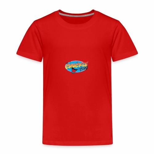 TRANSPARENT CHUCKLE CHEESE - Kids' Premium T-Shirt