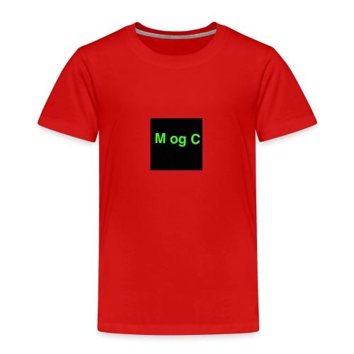 mogc - Børne premium T-shirt