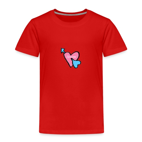 Spicious love logo - Kinderen Premium T-shirt