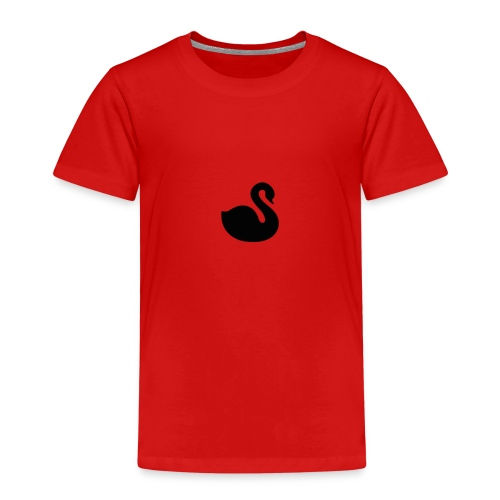 Swan S/S Kollektion - Børne premium T-shirt