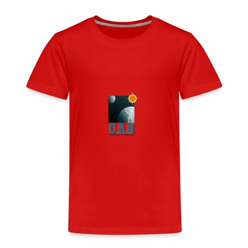 Logo CAD 2018 - T-shirt Premium Enfant