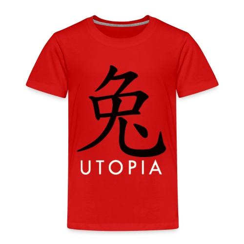 Utopia - Mr. Rabbit - Camiseta premium niño