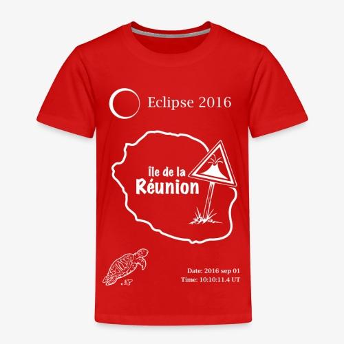 Eclipse 2016 Reunion - Kinderen Premium T-shirt