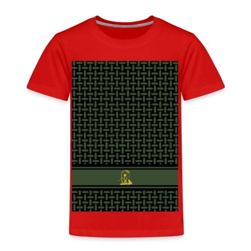 PaliPhone BLACK OLIV - Kinder Premium T-Shirt