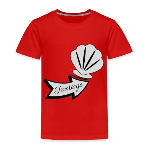 Jakobsweg - Camino de Santiago - Kinder Premium T-Shirt