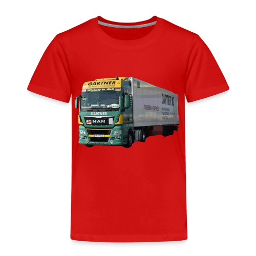 Franks LKW - Kinder Premium T-Shirt