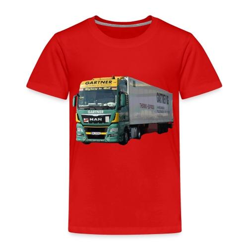 Franks LKW - Kinder Premium T-Shirt