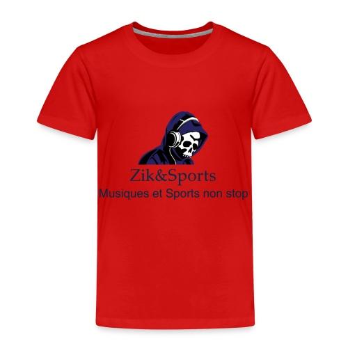 Zik&Sports - T-shirt Premium Enfant