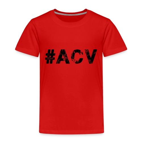 #ACV Logo - Kinder Premium T-Shirt