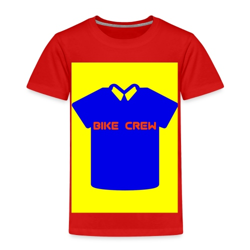 Bike Crew Merch (blau) - Kinder Premium T-Shirt