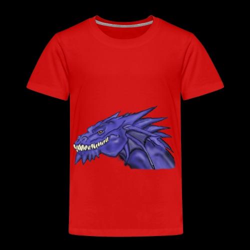 Drage - Premium T-skjorte for barn
