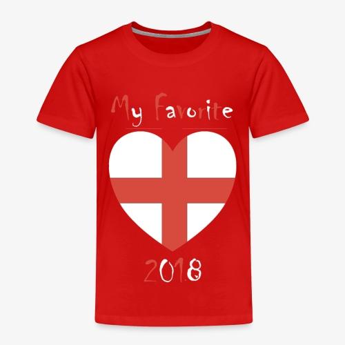 Mein Favorit T-Shirt England - Kinder Premium T-Shirt