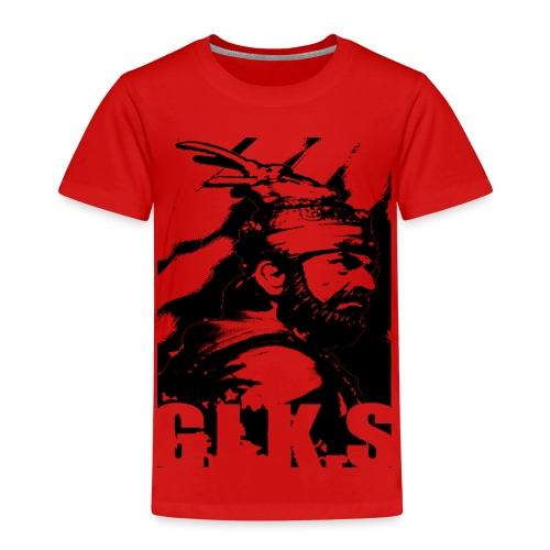 skanderbeg - Kinder Premium T-Shirt
